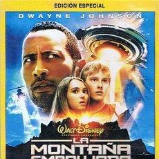 Cine: DVD LA MONTAÑA EMBRUJADA DWAYNE JOHNSON. Lote 51218698