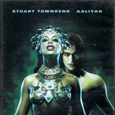 Cine: DVD LA REINA DE LOS CONDENADOS STUART TOWNSEND. Lote 51218837