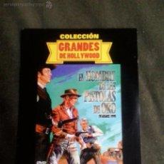Cine: EL HOMBRE DE LAS PISTOLAS DE ORO - HENRY FONDA - ENVASE DE CARTON - DVD. Lote 51235524