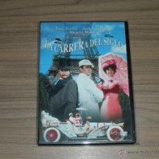 Cine: LA CARRERA DEL SIGLO DVD TONY CURTIS JACK LEMMON NATALIE WOOD NUEVA PRECINTADA. Lote 143152224