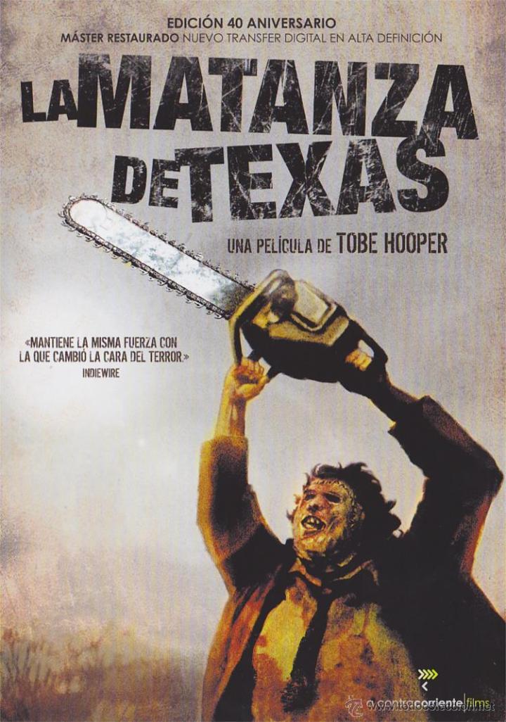 La Matanza De Texas 1974 Ed 40 Aniversario Vendido En Venta Directa 51397216