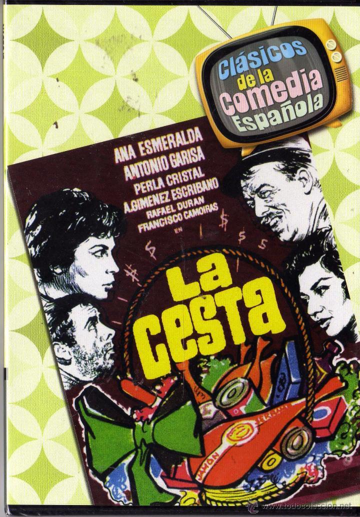 DVD. LA CESTA. CON ANTONIO GARISA, ANA ESMERALDA, F. CAMOIRAS... PRECINTADO (Cine - Películas - DVD)