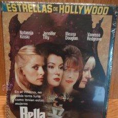 Cine: BELLA MAFIA. NATASSJA KINSKI / JENNIFER TILLY. DVD - PRECINTADO.. Lote 51448686