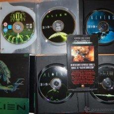Cine: DVD - LEGADO ALIEN - SAGA COMPLETA (5 DVDS). Lote 51458959