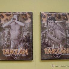 Cine: 2 DVD'S: TARZÁN (PAYCOM MULTIMEDIA) ¡ORIGINALES! ¡COLECCIONISTA!. Lote 51480921