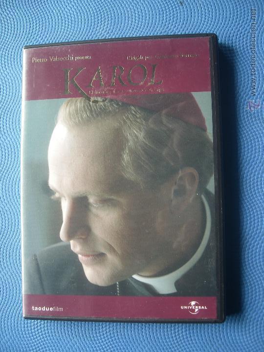 DVD KAROL EL HOMBRE QUE SE CONVIRTIO EN PAPA (Cine - Películas - DVD)