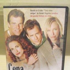 Cine: DVD CENA ENTRE AMIGOS. Lote 51554675