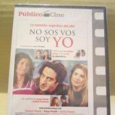 Cine: DVD NO SOS VOS SOY YO. Lote 51554725