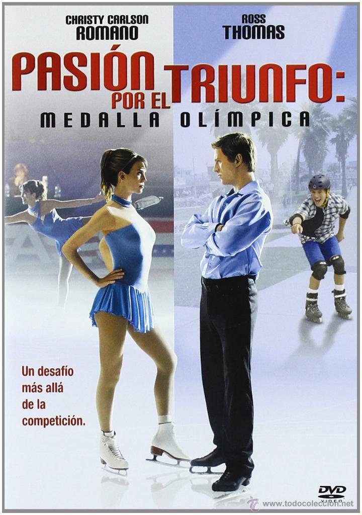 PASIÓN POR EL TRIUNFO : MEDALLA OLÍMPICA **CHRISTY CARLSON ROMANO ** MULTI IDIOMAS AUDIO/SUBTITULOS (Cine - Películas - DVD)