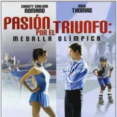 Cine: PASIÓN POR EL TRIUNFO : MEDALLA OLÍMPICA **CHRISTY CARLSON ROMANO ** MULTI IDIOMAS AUDIO/SUBTITULOS. Lote 51573551