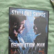 Cine: DVD DEMOLITION MAN 1 DISCO. Lote 51575186