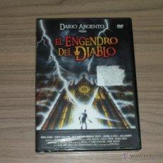 Cine: EL ENGENDRO DEL DIABLO DVD DARIO ARGENTO NUEVA PRECINTADA TERROR. Lote 218918492