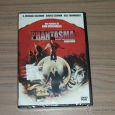 Cine: PHANTASMA DVD PHANTASM DE DON COSCARELLI TERROR NUEVA PRECINTADA. Lote 104398291