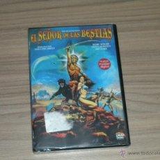 Cinéma: EL SEÑOR DE LAS BESTIAS EDICION ESPECIAL NUEVO MASTER DIGITAL DVD MARC SINGER NUEVA PRECINTADA. Lote 183549035