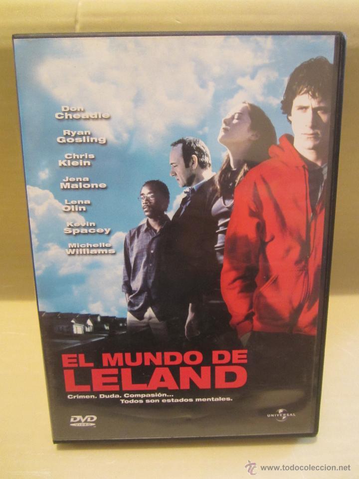 DVD EL MUNDO DE LELAND (Cine - Películas - DVD)