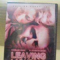 Cine: DVD LEAVING LAS VEGAS. Lote 51640947