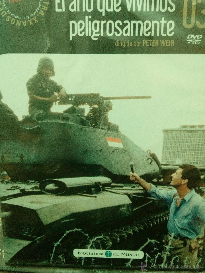 EL AÑO QUE VIVIMOS PELIGROSAMENTE DIRIGIDA:PETER WEIR 1982 PRECINTADA (Cine - Películas - DVD)