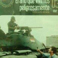 Cine: EL AÑO QUE VIVIMOS PELIGROSAMENTE DIRIGIDA:PETER WEIR 1982 PRECINTADA. Lote 51672753