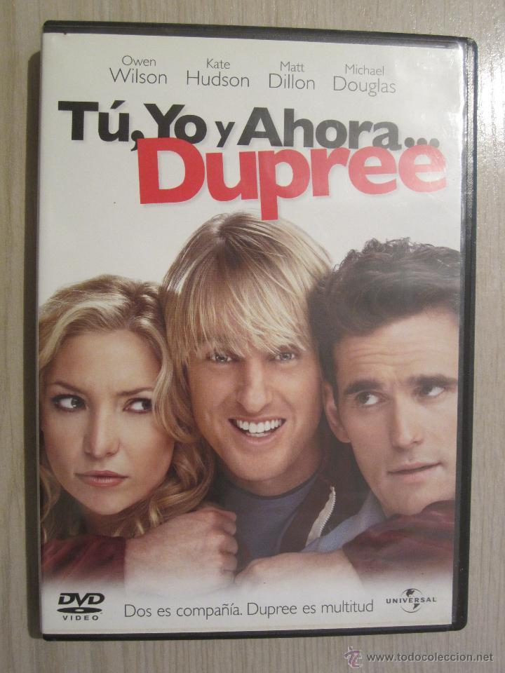 DVD TU YO Y AHORA DUPREE (Cine - Películas - DVD)