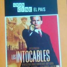 Cine: LOS INTOCABLES. Lote 51734090