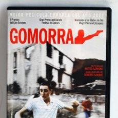 Cine: GOMORRA DE MATTEO GARRONE BASADA EN LA NOVELA DE ROBERTO SAVIANO EN DVD. Lote 51771133
