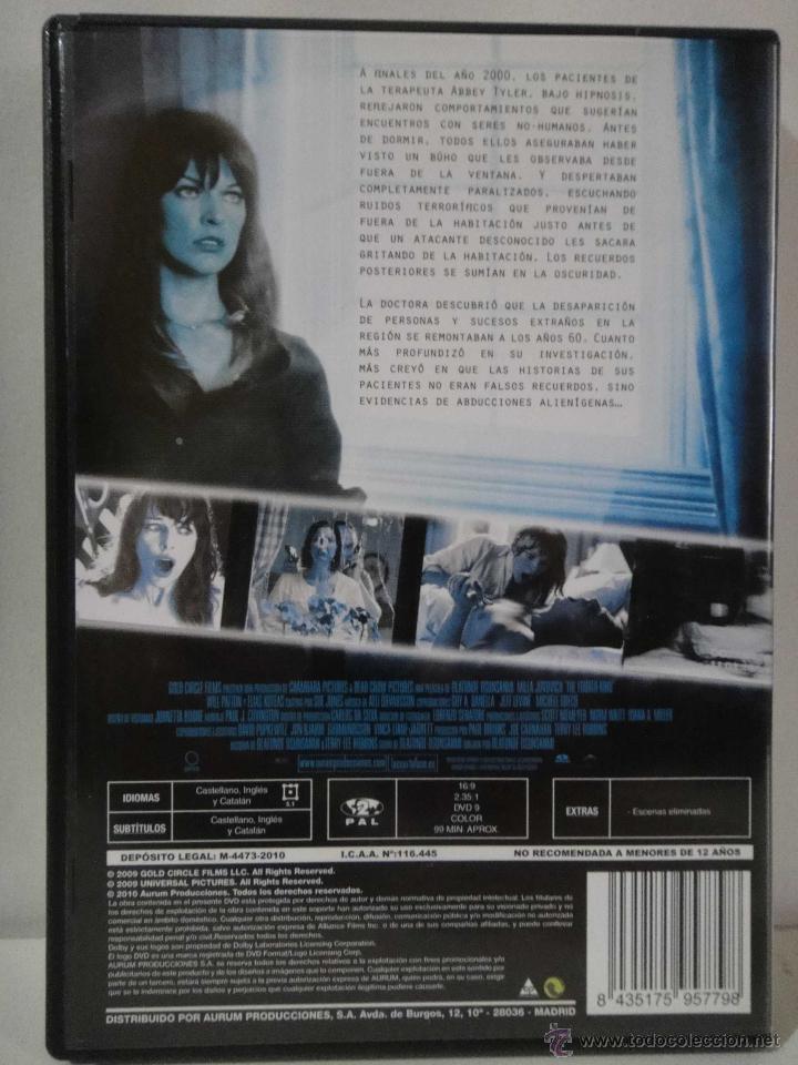 La cuarta fase pelicula dvd buen estado milla - Vendido en Venta ...