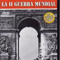Cine: LA II GUERRA MUNDIAL. CAE FRANCIA SOLOS. DVD PRECINTADO. Lote 51834590