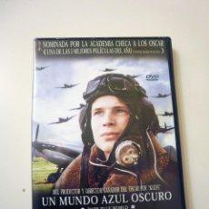 Cine: UN MUNDO AZUL OSCURO (DVD). Lote 51884957