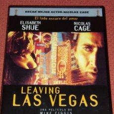 Cine: DVD LEAVING LAS VEGAS. Lote 51926748