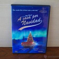 Cine: A CASA POR NAVIDAD - DIRIGIDA POR BENT HAMER - DVD. Lote 51961314