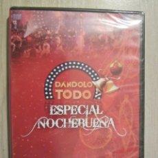 Cine: DVD DANDOLO TODO ESPECIAL NOCHEBUENA. Lote 52010017