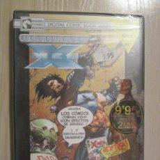 Cine: DVD DIGITAL COMIC BOOK ULTIMATE X-MEN VOL.4. Lote 52010981