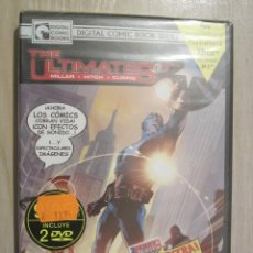 Cine: DVD DIGITAL COMIC BOOK THE ULTIMATES VOL.1. Lote 52011171
