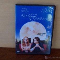 Cine: ALEX & EMMA - . Lote 52078898