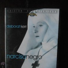 Cine: DVD NARCISO NEGRO - DEBORAH KERR - EDICION REMASTERIZADA (5S). Lote 52128485
