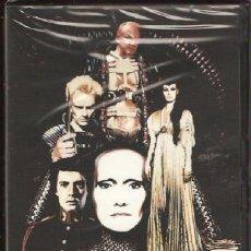 Cine: 'DUNE', DE DAVID LYNCH. FILM DE CULTO. VERSIÓN EXTENDIDA. DVD NUEVO Y PRECINTADO.. Lote 52281701