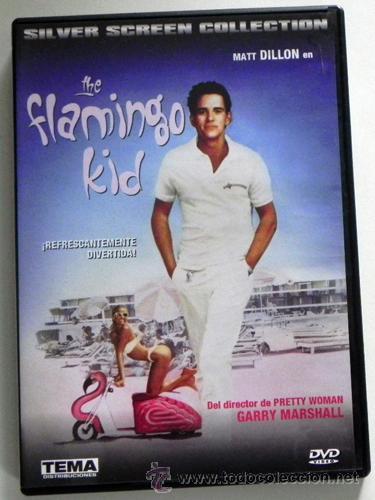 Janet Jones Flamingo Kid