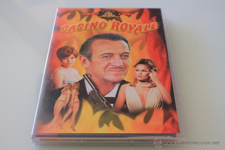 Casino Royale Pelicula James Bond