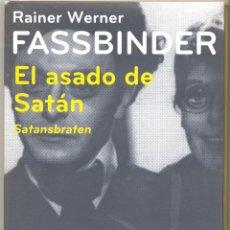Cine: EL ASADO DE SATAN DVD (FASSBINDER) : DESCATALOGADA Y MAGISTRAL. Lote 161221672