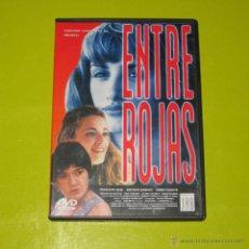 Cine: DVD.- ENTRE ROJAS - PENELOPE CRUZ - CRISTINA MARCOS - DESCATALOGADA. Lote 87457538