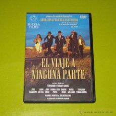 Cine: DVD.- EL VIAJE A NINGUNA PARTE - FERNANDO FERNAN-GOMEZ - JOSE SACRISTAN. Lote 52316538