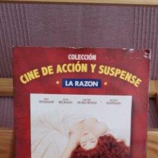 Cine: 17 DVDS COLECCIÓN CINE DE ACCIÓN Y SUSPENSE DEL DIARIO LA RAZÓN - OFERTA: 30 €. Lote 52321346