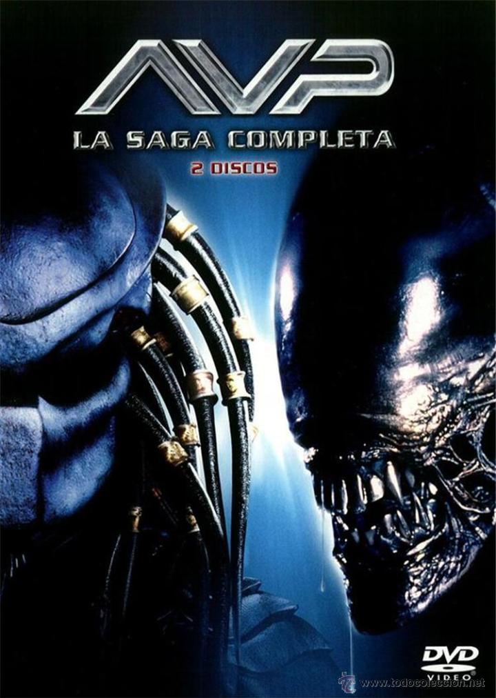 Pack Alien Vs Predator La Saga Completa Sold Through Direct Sale 52342484