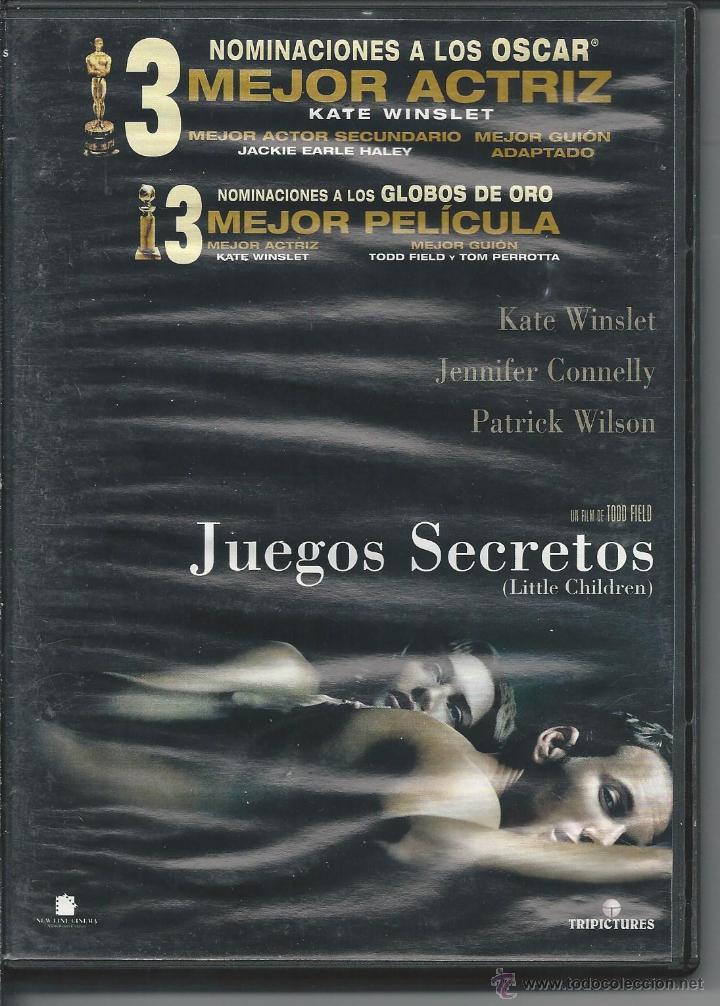 Juegos Secretos Comprar Peliculas En Dvd En Todocoleccion 52357458