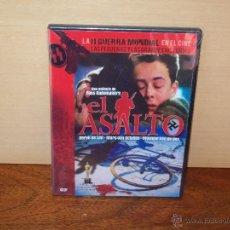 Cine: LA II GUERRA MUNDIAL EL EL CINE - EL ASALTO - DVD CAJA FINA NUEVO PRECINTADO. Lote 52403899