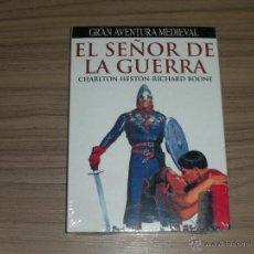 Cine - EL SEÑOR DE LA GUERRA Edicion Especial DVD Charlton Heston NUEVA PRECINTADA - 148057032