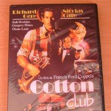 Cine: COTTON CLUB (DVD PRECINTADO). Lote 52411349