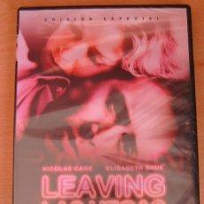 Cine: LEAVING LAS VEGAS (DVD PRECINTADO). Lote 52414026