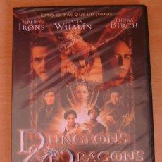 Cine: DUNGEONS & DRAGONS (DVD PRECINTADO). Lote 52414720