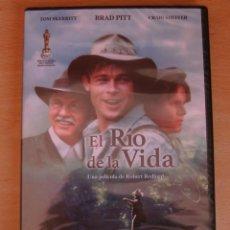 Cine: EL RÍO DE LA VIDA (DVD PRECINTADO). Lote 52415828